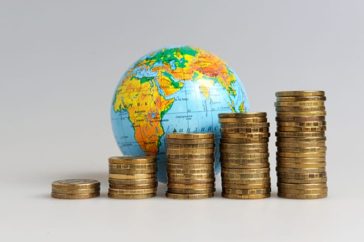 How can I become rich in a poor country?