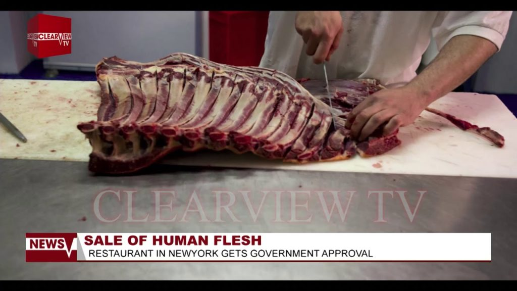 Restaurant In New York Gets Government Approval To Sell Human Flesh As Meat