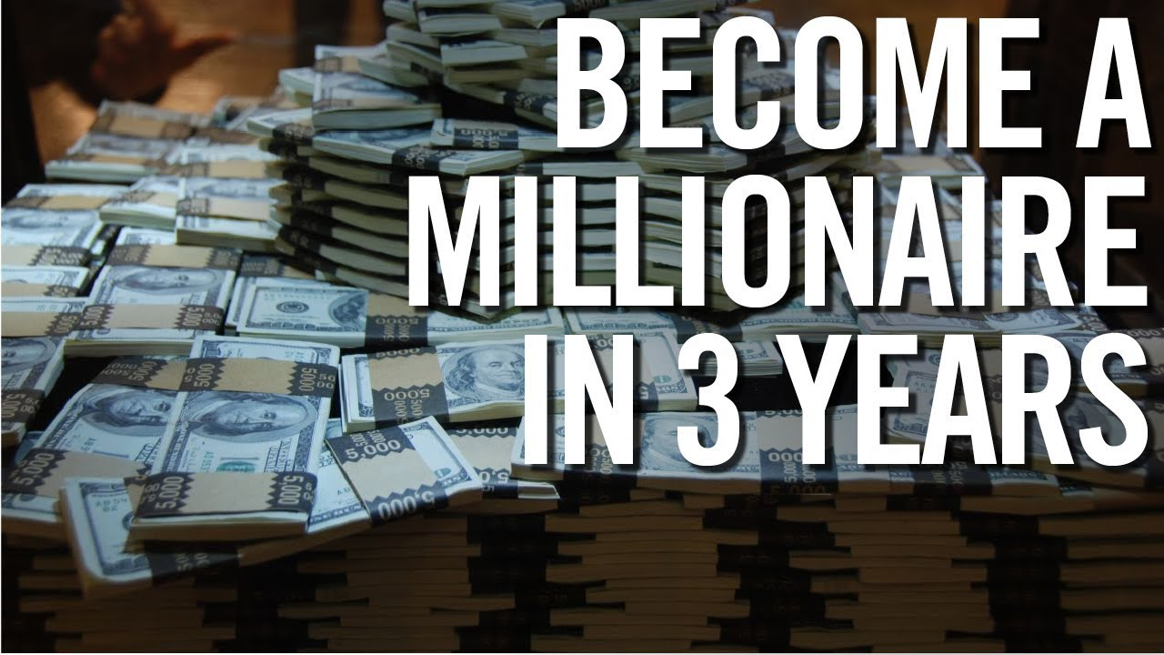 4 WAYS TO BECOME A MILLIONAIRE EVEN WHEN YOU START SMALL