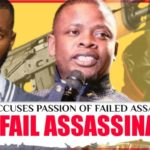 Prophet Passion Java accused of the assassination attempt on Prophet Bushiri – Major 1