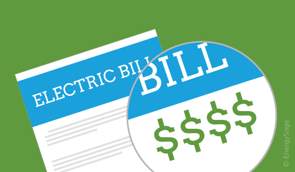 Why is my gas and electricity bill so high?