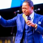 Alph Lukau Curses Gun Men Who Attacked Prophet Bushiri's  with fire