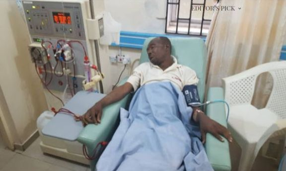 Nigerian pastor who went to China to destroy corona virus has been rushed to the hospital