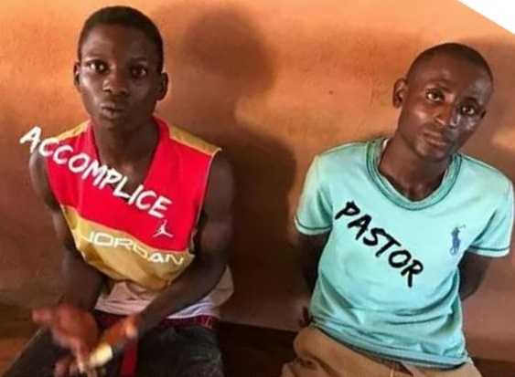 Pastor Arrested For Faking Own Kidnap, Asking Church Members To Pay Ransom