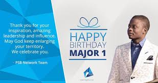 Happy Birthday Prophet Bushiri - Major 1