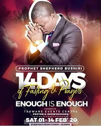 ENOUGH IS ENOUGH FASTING & PRAYER WITH MAJOR 1 - Day 3  Prayer Points
