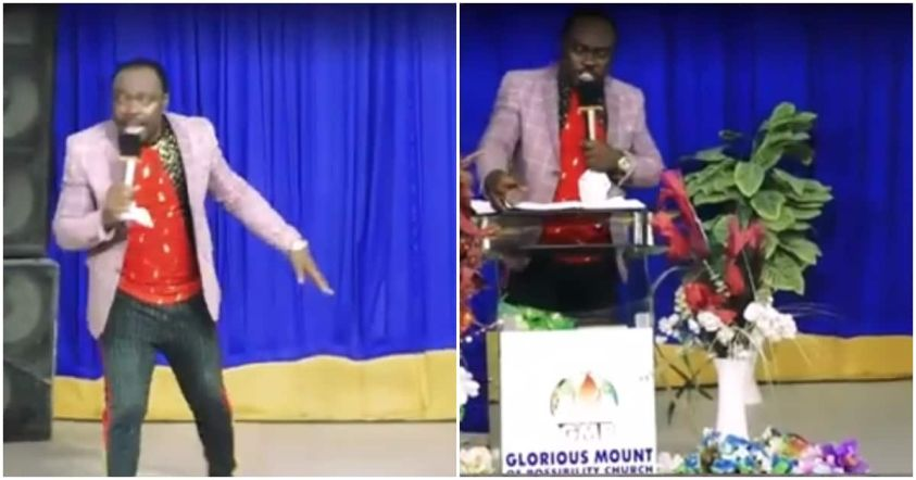 Nigerian prophet Elijah embarks on a journey to China to destroy coronavirus with anointing water