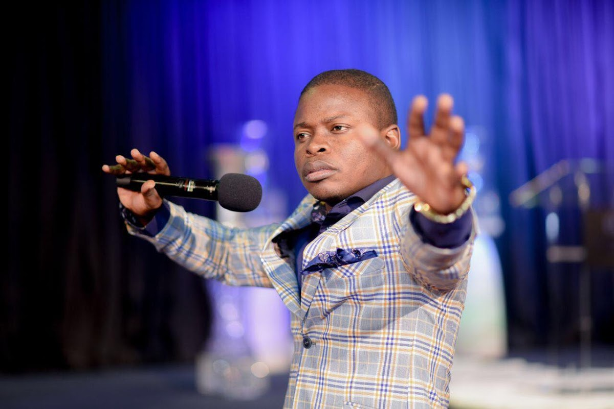 DEALING WITH THE SYSTEM OF THE SPIRIT OF STAGNATION With Prophet Shepherd Bushiri