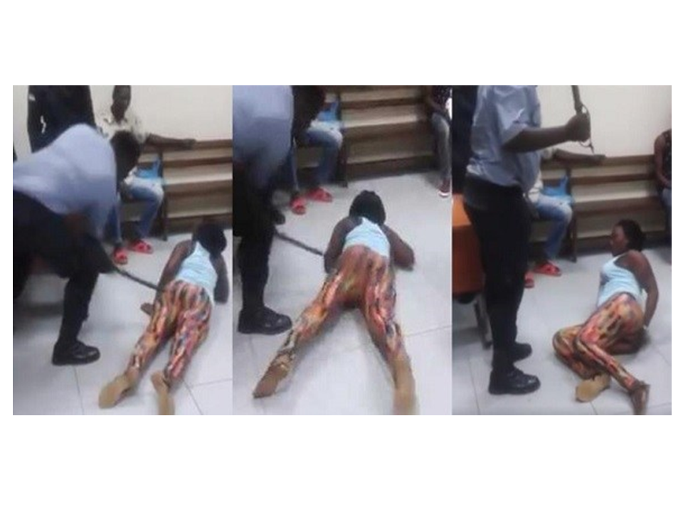 Pastor flogs 39-year-old lady 48 strokes of cane to help her get husband
