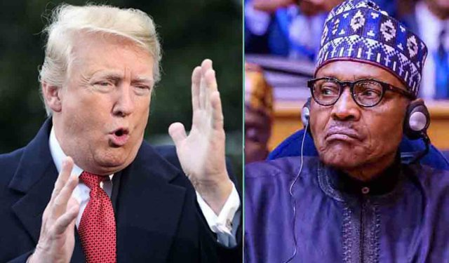 The killing and persecution of Christians in Nigeria must stop – Trump (video)