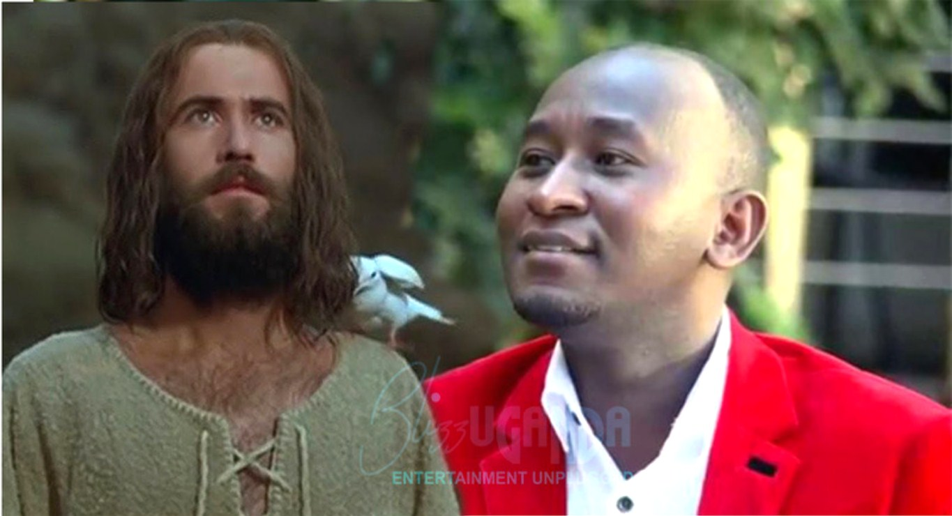 """""""I always go to Heaven and talk to Jesus, he is very young and beautiful""""- Prophet Elvis Mbonye narrates"""