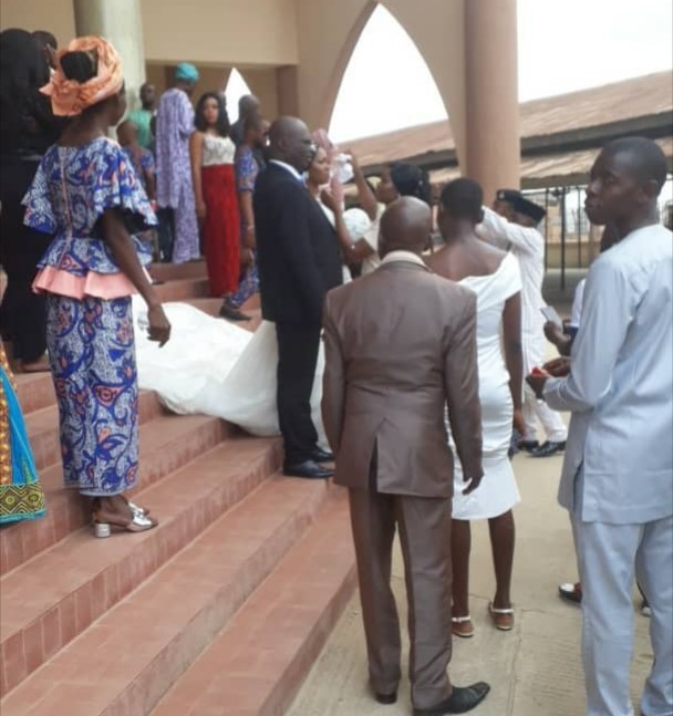 Woman cries Out After Husband Marries Another Woman Under Her Nose