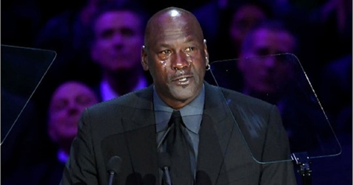 Micheal Jordan: 'I'm deeply saddened, truly pained and plain angry