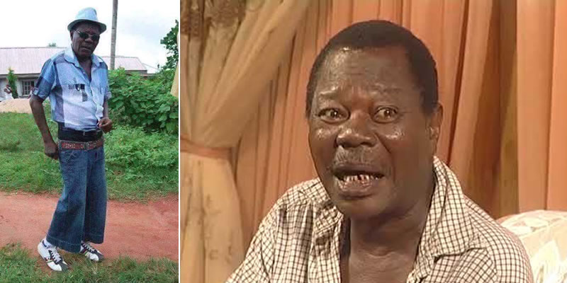 The bitter truth about the painful death of Sam Loco Efe - Nollywood legend