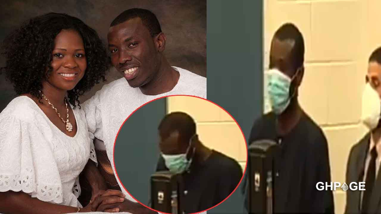 Ghanaian pastor who shot his wife in the US appears in court