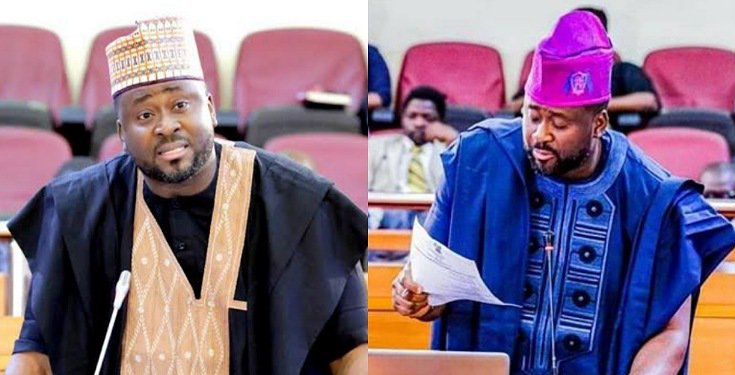 "Video of Desmond Elliot ""calling for social media regulation"" finally leaks"