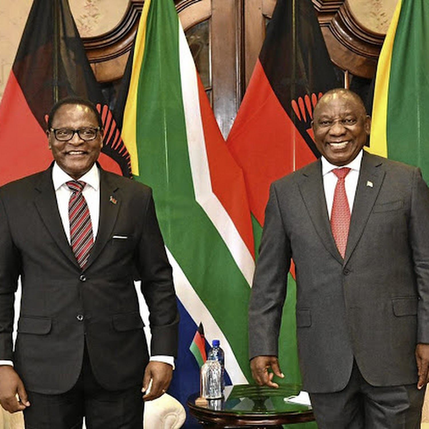 President Chakwera won't hand over Prophet Bushiri to South Africa | Matters in the hands of the Law
